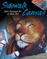 "Cover for ""Sidewalk Canvas"""
